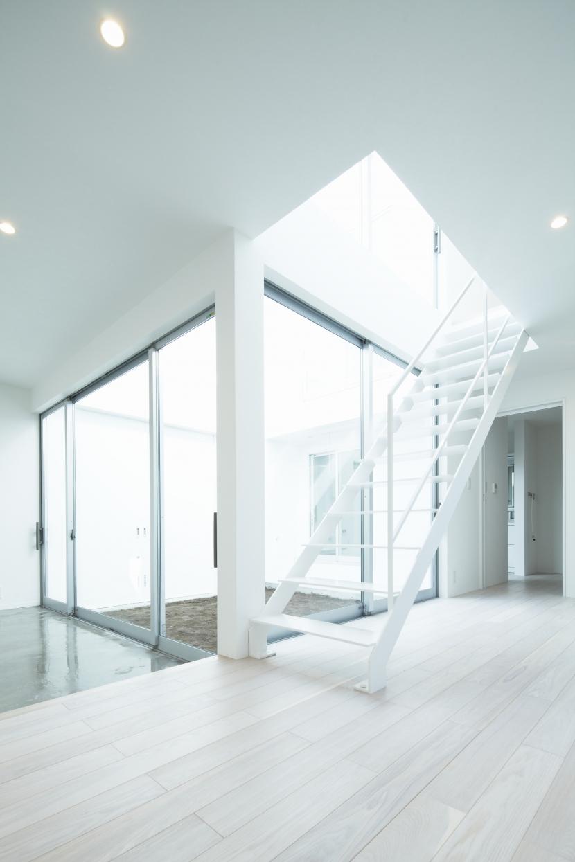 うずらのの家の写真 うずらのの家 階段