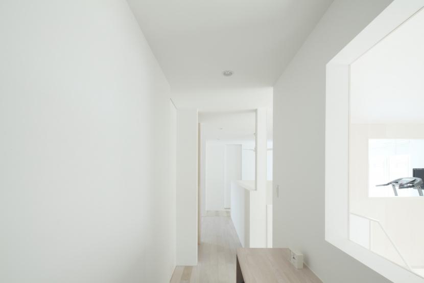 にしはらの家の部屋 にしはらの家 廊下