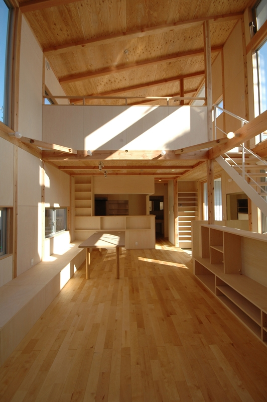 建築家:大庭明典「地下の音楽スタジオのある家」
