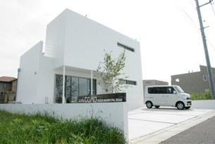 研究学園の家