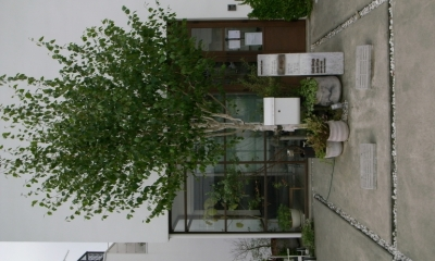 研究学園の家 (研究学園の家 外観)
