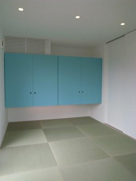研究学園の家の部屋 研究学園の家 和室