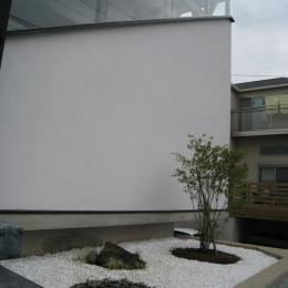 斜め窓の家 OUCHI-06
