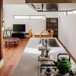 たぐうの家-たぐうの家 キッチン