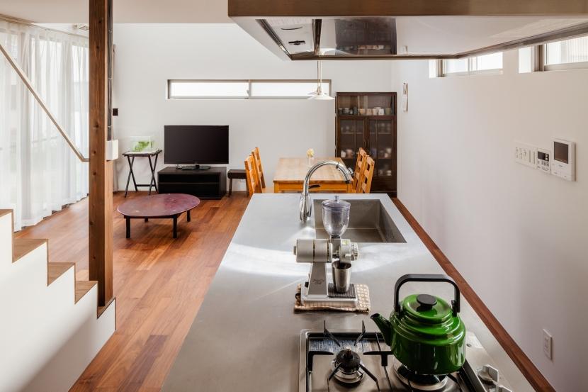 たぐうの家の部屋 たぐうの家 キッチン