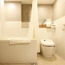 画家の家 浴室