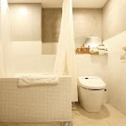 画家の家-画家の家 浴室