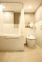 画家の家の部屋 画家の家 浴室