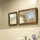 画家の家 洗面所