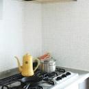 画家の家 キッチン