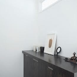 画家の家-画家の家 玄関