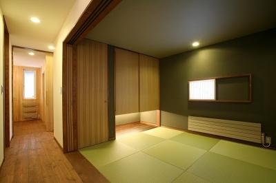 軽井沢 Villa-N (和室)