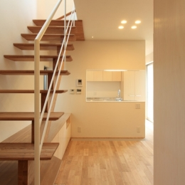 Relaxing Base 快適な基地 (階段)