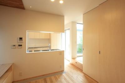 キッチン2 (Relaxing Base 快適な基地)