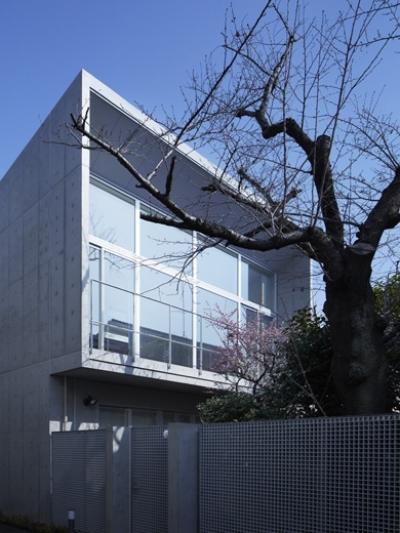 セリシエール神楽坂南町 (外観)