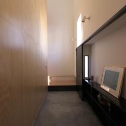 オウチ12・木箱の入った家