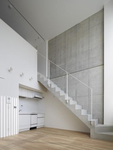 セリシエール神楽坂南町の部屋 階段