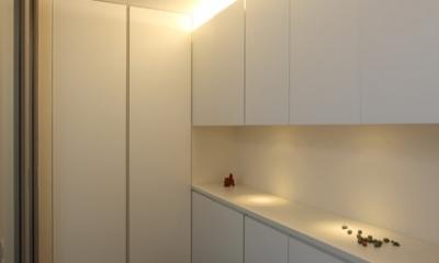 向日葵の家 (玄関3)
