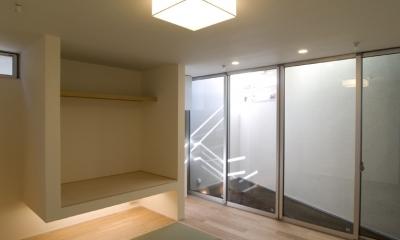 向日葵の家 (和室)