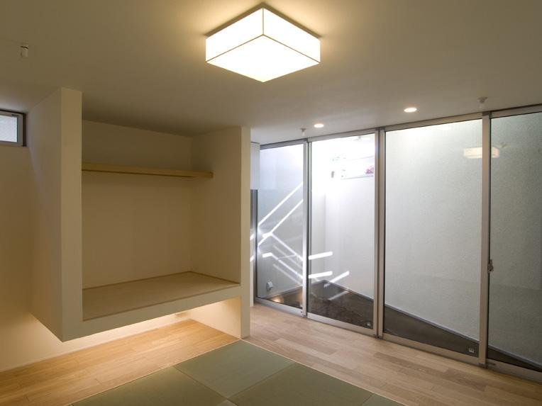 向日葵の家の写真 和室