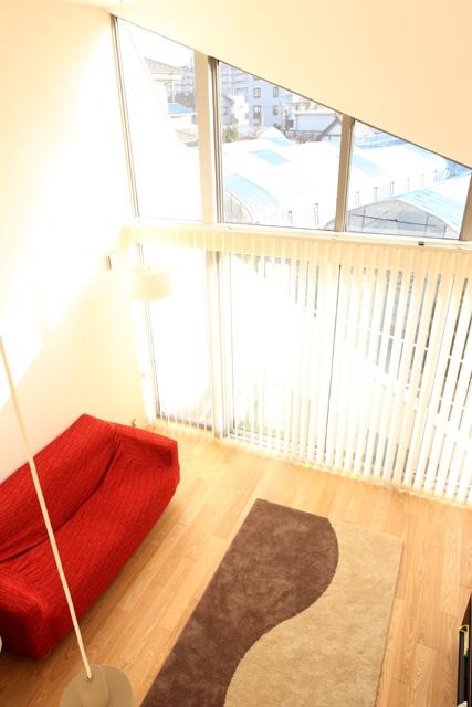 向日葵の家の写真 リビング