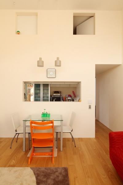 向日葵の家 (キッチン)