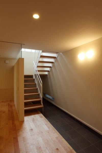 階段 (欠けない家)