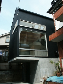 HATAZAOの家 (外観)