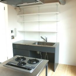 HATAZAOの家 (キッチン1)