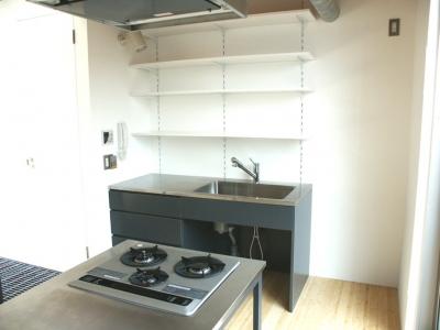 キッチン1 (HATAZAOの家)