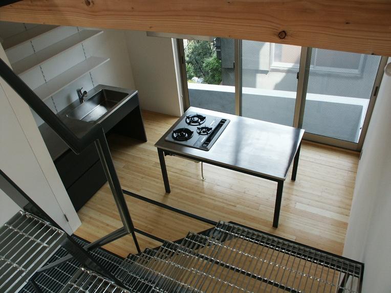 HATAZAOの家 (キッチン2)