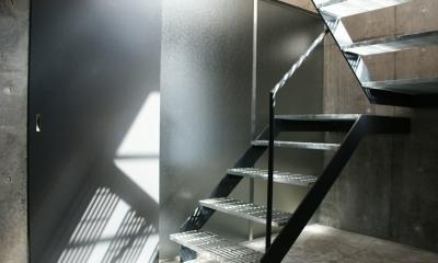 HATAZAOの家 (階段3)