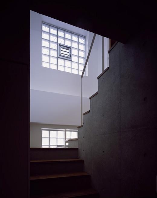 上用賀ハウスの写真 階段