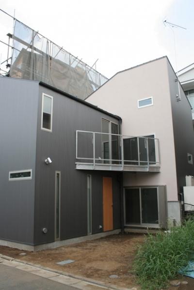 ぷちECOの家 (外観)