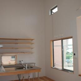 ぷちECOの家 (キッチン1)