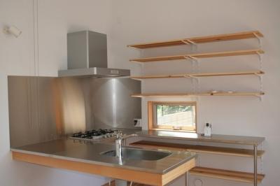 ぷちECOの家 (キッチン2)