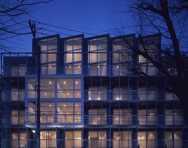 二葉アパートメントの写真 外観