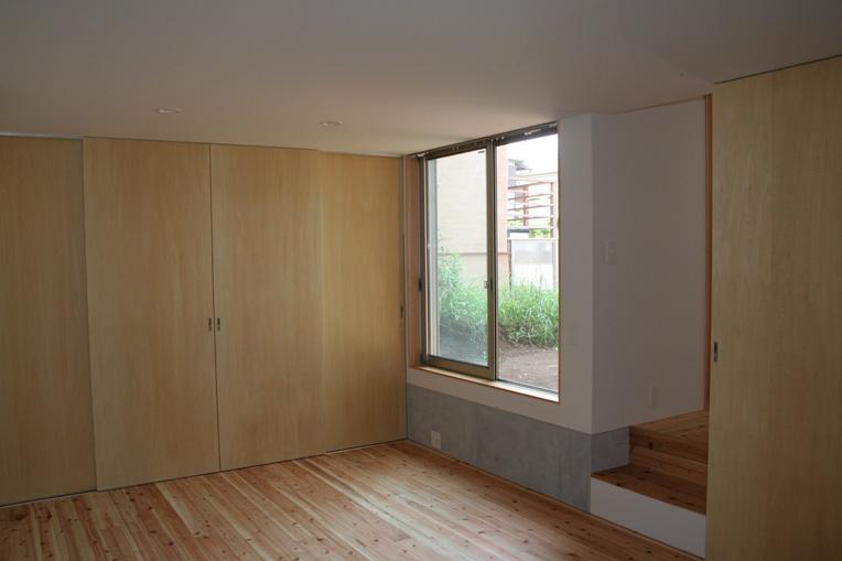 ぷちECOの家の部屋 リビング2