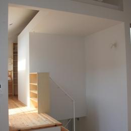 ぷちECOの家 (階段)