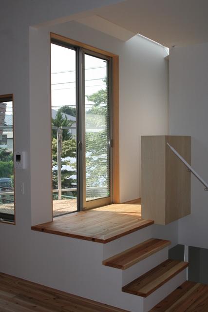 ぷちECOの家の部屋 テラス