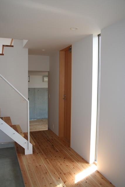 ぷちECOの家の部屋 玄関ホール