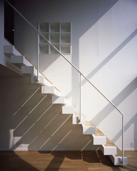 二葉アパートメントの写真 階段