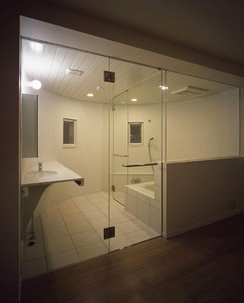 二葉アパートメントの写真 浴室・洗面所