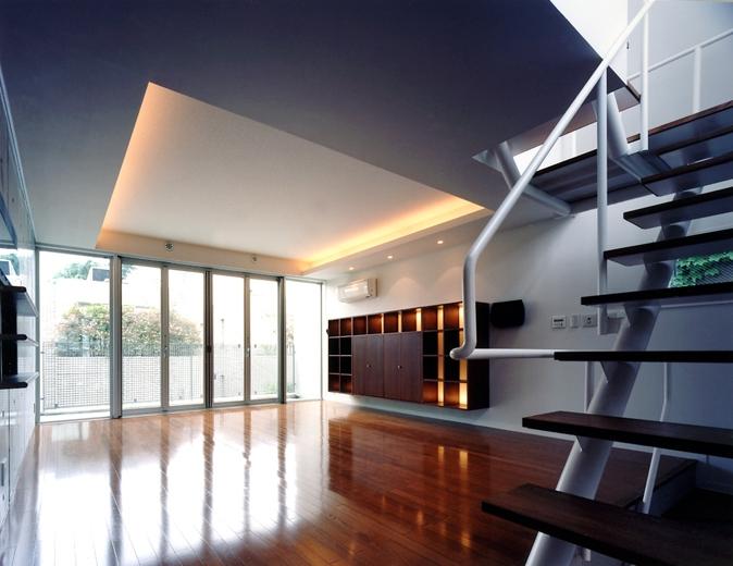 建築家:関 太一「広尾ハウス」