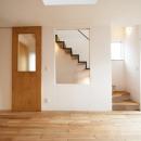 ひだまり-前地の家-の写真 階段