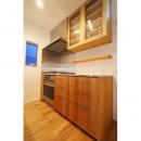ひだまり-前地の家-の写真 キッチン