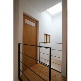 ひだまり-前地の家- (廊下)