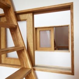 ひだまり-前地の家- (小窓)