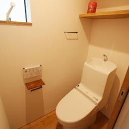 ひだまり-前地の家- (トイレ)