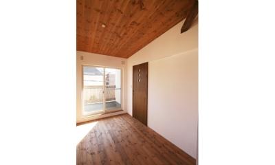 西堀の家-和モダンスタイル- (リビング)